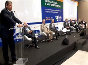 Evento debate autorregulação e transparência na infraestrutura